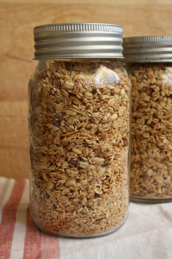 Mark Bittman granola recipe