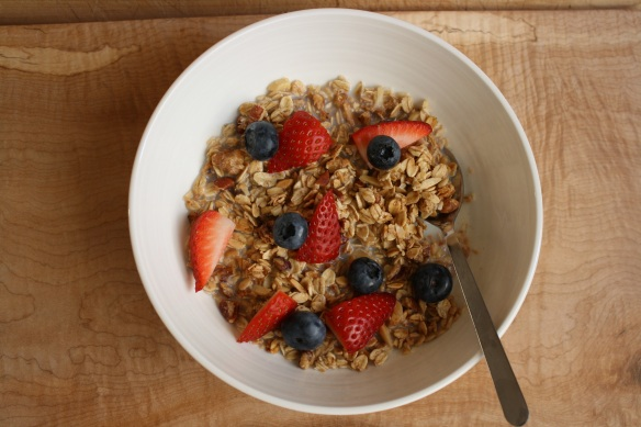 Easy granola recipe Mark Bittman